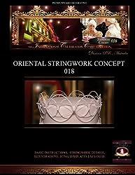 PREMIUM CAKE DECORATING;Oriental Stringwork Concept 018: The International Celebration Cake Galleria