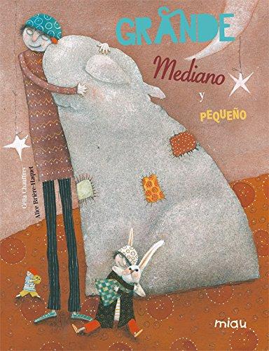 Graande, Mediano y Pequeño (Miau) por Alice Brière-Haquet