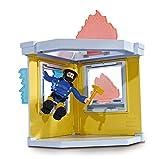 Feuerwehrmann Sam 109251052 - Kleiner Trainings-Turm mit Figur Vergleich