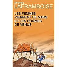 Les femmes viennent de Mars et les hommes de Vénus