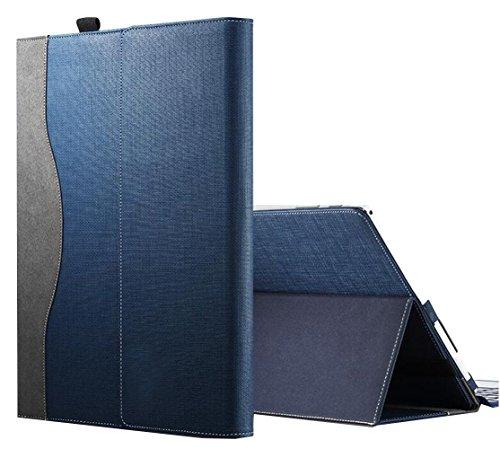 Lakikey blaue schützende Schutzhülle Flip Case Cover für 12,3