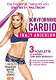 Tracy Anderson - Bodyforming Cardio [Limited Edition]
