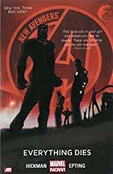 New Avengers Volume 1: Everything Dies (Marvel Now): by Jonathan Hickman (1-Apr-2014) Paperback