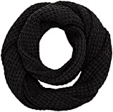 Jack & Jones NOS Jacwaffle Knit Tube Noos Echarpe, Noir Black, Taille unique Homme