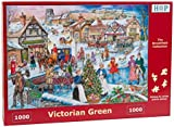 "1000 Piece Jigsaw Puzzle - Victorian Green ""NEW JULY 2015"""