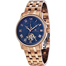 THOMAS EARNSHAW Reloj automático Westminster Oro Rosa