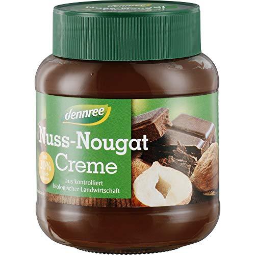 dennree Bio Nuss-Nougat-Creme 20% (1 x 400 gr)