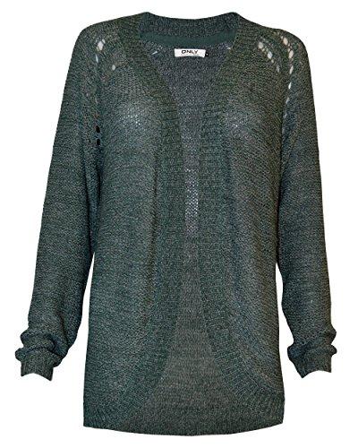 Solo donne maglione 15097888 onlGEENA league L/S CARDIGAN KNT north atlantic-15097888 Large