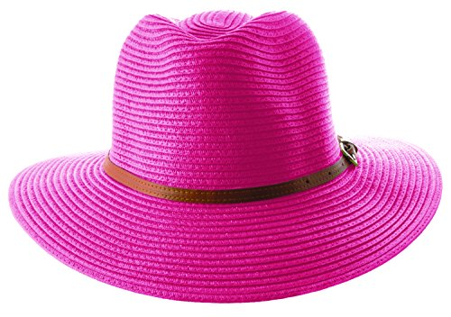 Emthunzini hats - Cappello da sole - Donna rosa Pink Medium 6320d2c6dfdd