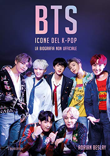 BTS. Icone del K-pop