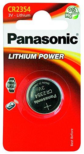 También compatible con: CR2354 Panasonic, - DL2354 E-CR2354 ECR2354 KCR2354 KECR2354 KL2354 L2354[[-]Con más de 25 años de experiencia en la industria, nuestro departamento de I+D seleccionó este elemento que ofrece una excelente estabilidad química ...