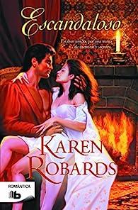 Escandaloso par Karen Robards