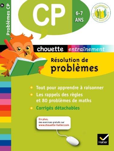 Chouette - Résolution de problèmes CP