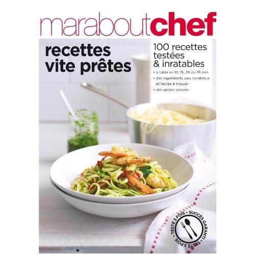 100 recettes top chrono !