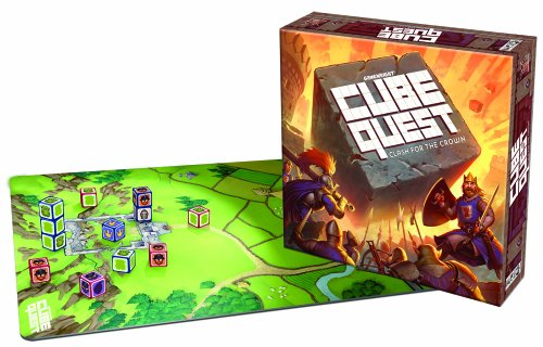 [UK-Import]Gamewright Cube Quest Game