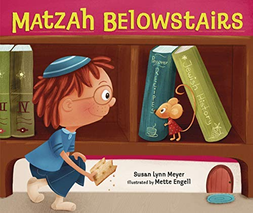 Matzah Belowstairs (English Edition)