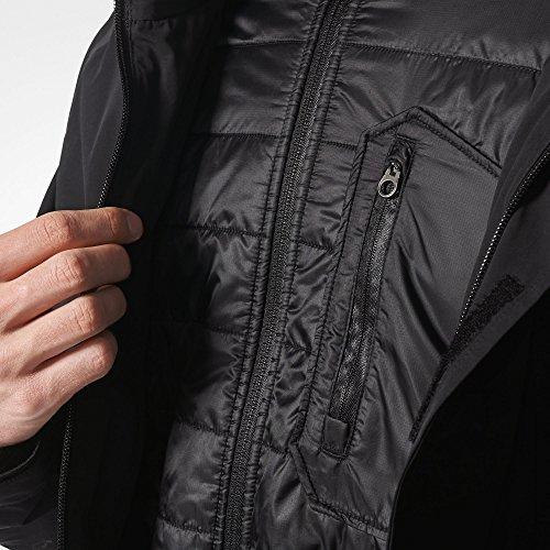 adidas Herren Nmd D-Uj 2-in-1 Shorts Black/Negro