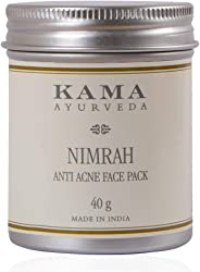 Kama Ayurveda Nimrah Anti Acne Face Pack, 40g