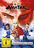 Avatar - Der Herr der Elemente, Das komplette Buch 1: Wasser [5 DVDs]