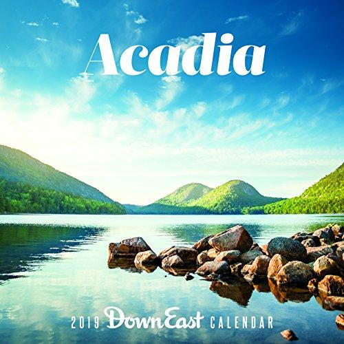 2019 Acadia National Park Wall Calendar -