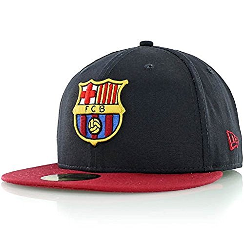 NEW ERA FC Barcelona Team Barca 59 FIFTY – Gorra