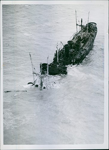 vintage-photo-of-a-photo-of-a-british-steamer-fort-massac-lying-half-submerged-off-harwich-it-sank-a