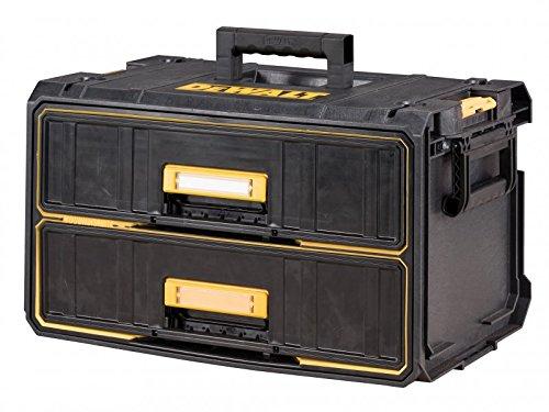 DeWALT DWST1-80123 ToughSystem Box mit 2 Schubladen