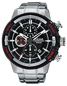 Pulsar PM3047X1 - Reloj de pulsera Hombre, Acero inoxidable, color Plata de Pulsar