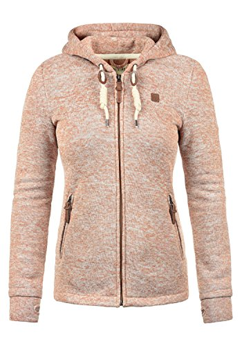 DESIRES Thory - Felpa Con Zip da Donna Ma. Rose M (4203M)