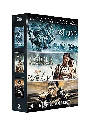 The Last King + Le 13ème Guerrier + L'aigle De La Neuvième