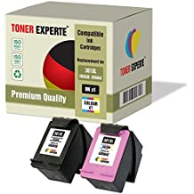 Pack de 2 XL TONER EXPERTE® Cartuchos de tinta compatibles