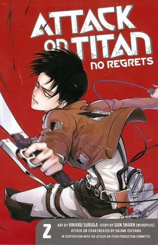 Attack On Titan: No Regrets 2 (Attack on Titan (Includes All Subseries))