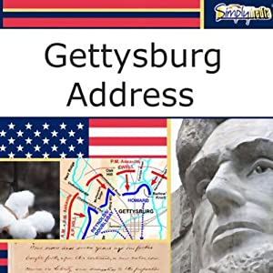 The gettysburg address free audio books for download.