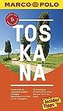 MARCO POLO Reiseführer Toskana: Reisen mit Insider-Tipps. Inklusive kostenloser Touren-App & Update-Service - Christiane Büld Campetti