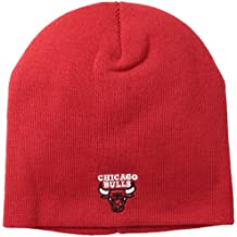 adidas NBA Chicago Bulls Basic Uncuffed Knit Cappello 853bfbd0474f
