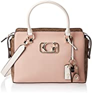 GUESS Women's Satchel Handbag, Rose - SG75