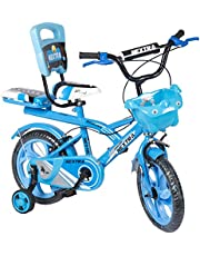Speedbird 14T Robust Double Seat Kid Bicycle for Boy and Gi