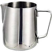Tosnail Acero Inoxidable espumador de leche jarra de leche Leche espumar leche jarra - 350 ml