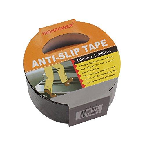 5m Anti-Slip Tape Black Anti Slip Tape Non Slip Anti Slip Tape 50mm