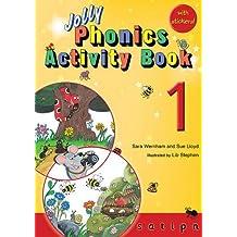Jolly Phonics Activity Book 1s, A, T, I, P, N