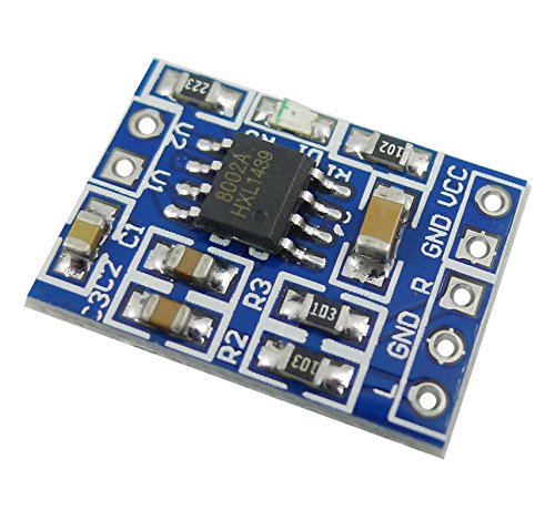 Aihasd HXJ8002 Mini Modulo amplificatore di potenza audio