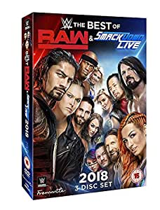 WWE: The Best Of Raw And Smackdown 2018 [DVD]