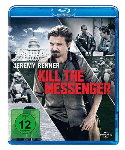 Kill the Messenger [Blu-ray] (Kill La Kill Blu-ray)