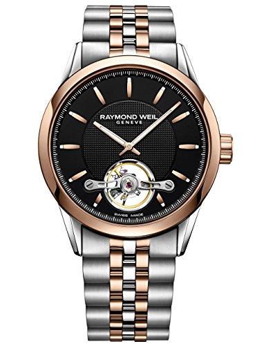 Raymond Weil Freelancer Automatik Uhr, RW, 1212, PVD rose gold, 2780-sp5–20001 (Rw Raymond Weil)