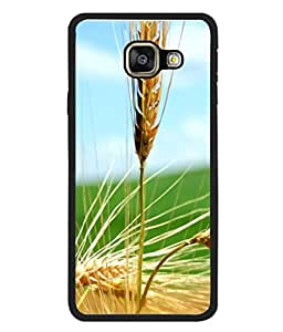 PrintVisa Field Growing High Gloss Designer Back Case Cover for Samsung Galaxy A5 (6) 2016 :: Samsung Galaxy A5 2016 Duos :: Samsung Galaxy A5 2016 A510F A510M A510Fd A5100 A510Y :: Samsung Galaxy A5 A510 2016 Edition