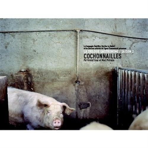 La trilogie gastronome : Saison 2, Cochonnailles (1CD audio)