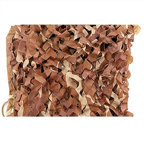 Voiles d'ombrage Wang Sun Protection Parasol Net Camouflage Tissu Net extérieur Jardin décoration Jungle crème Solaire Net Plusieurs Tailles (Taille : 2 * 2m)