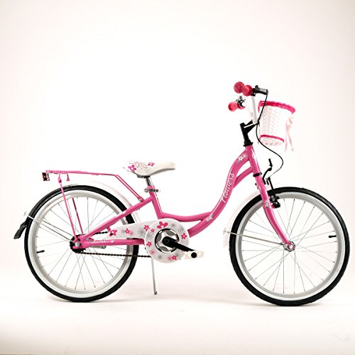 "20FLO-PIN Kinderfahrrad 20"" Zoll Kinderrad Fahrrad Rad Bike Spielrad Kinder"