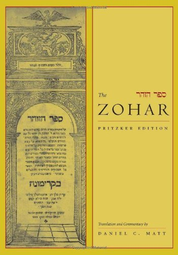 "Volume Five of the The Zohar: Pritzker Edition with masterpiece translation of Zohar by Daniel C. Matt. This Volume Begin with the famous part of ""Sava De-Mishpatim"" (Old Man of Misphatim), the theory of Gilgul in Zohar and end with the Sifra Di-Tsniuta (the Book of Concealment), the basic principles of Kabbalah.ce translation of Zohar by Daniel C. Matt."