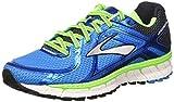 Brooks Adrenaline GTS 16,  Unisex-Erwachsene Laufschuhe, Blau (MethylBlue/GreenGecko/Black),  45 EU